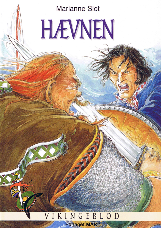 Book: Viking Blood - Revenge