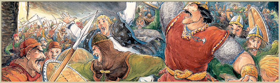 Vikinge Blod bøger
