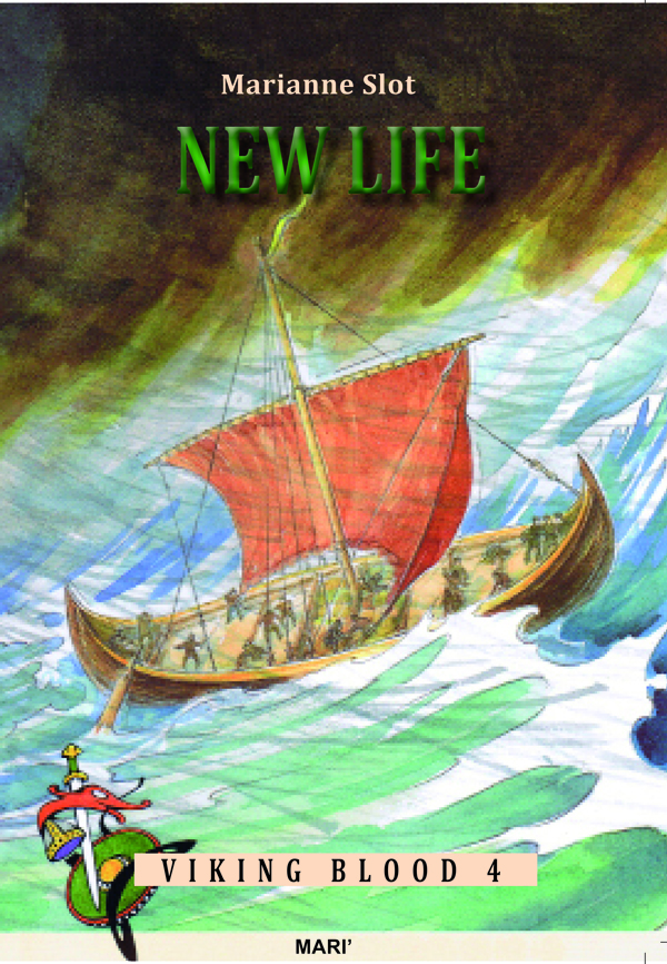 Book: Viking Blood - New life