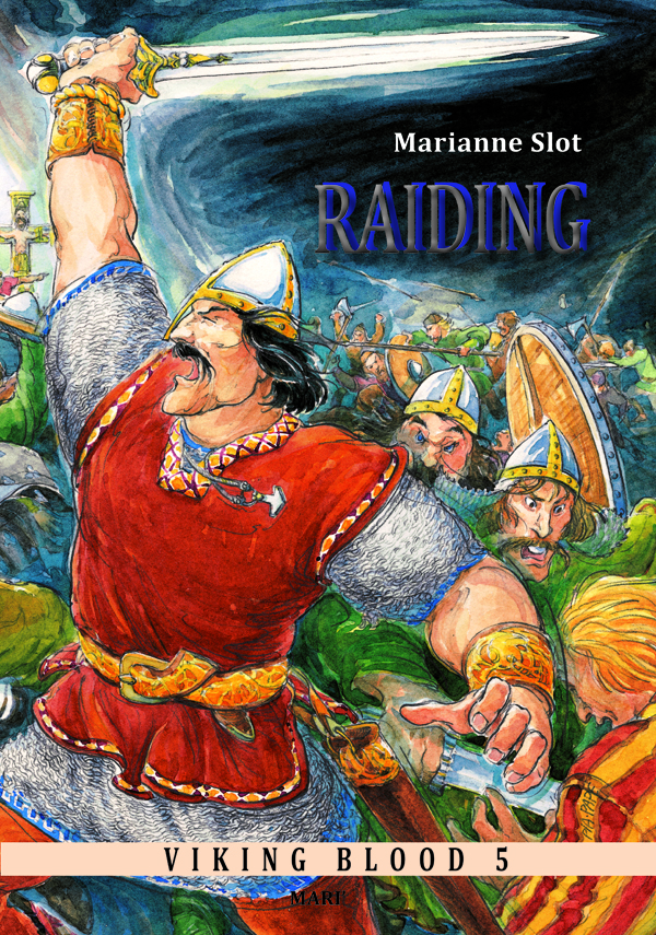 Book: Viking Blood -Raiding