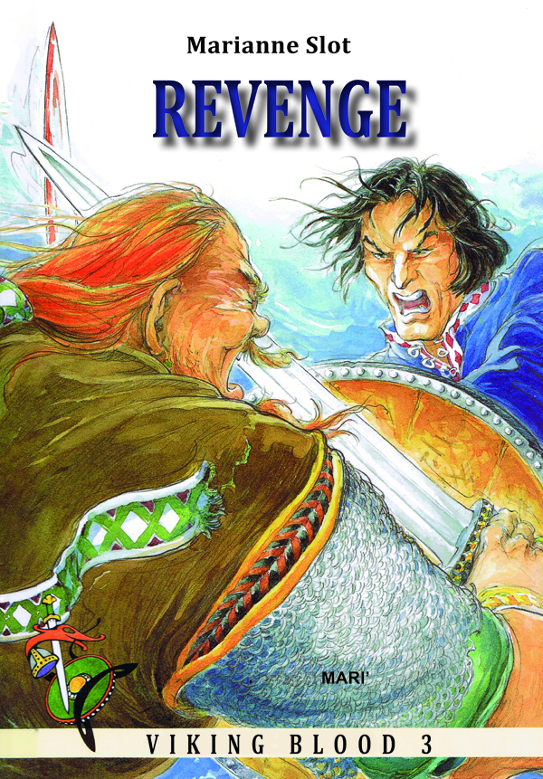 Book: Viking Blood - Revenge